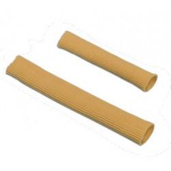 digitube pour la protection des cors en tissu découpable avec gel de silicone