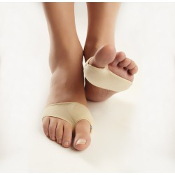 Coussinets double protection plantaire et de l'hallux valgus Epitact