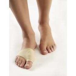 protection contre les frottements des chaussures sur l'hallux valgus à l'épithélium épitact